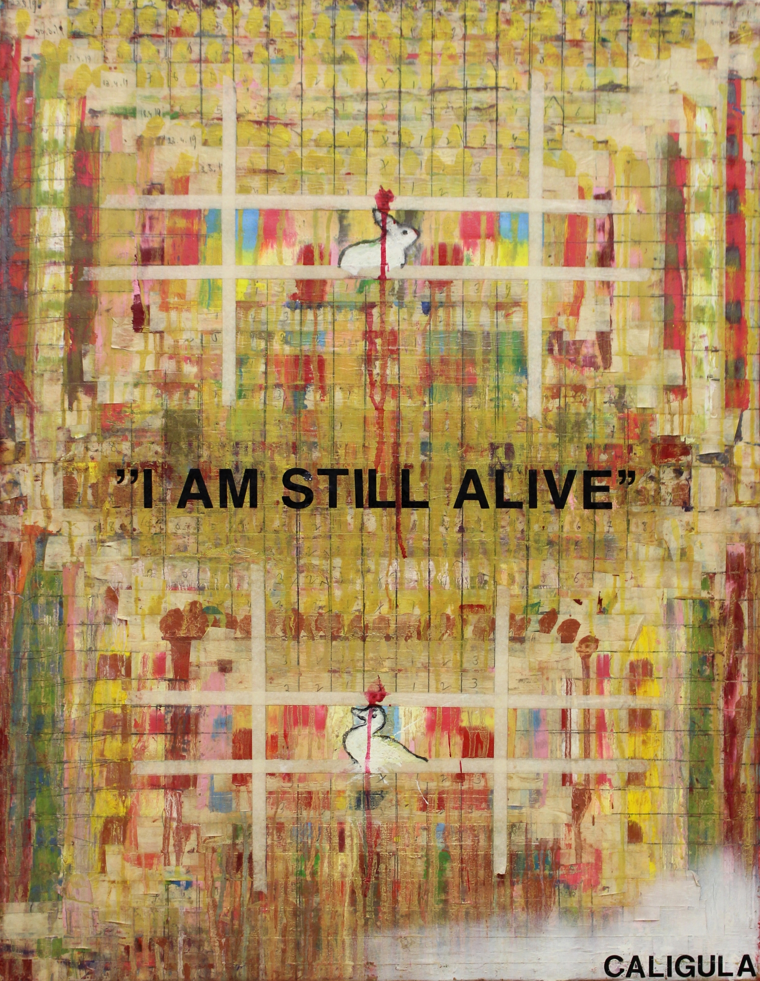 I am still alive - 2018